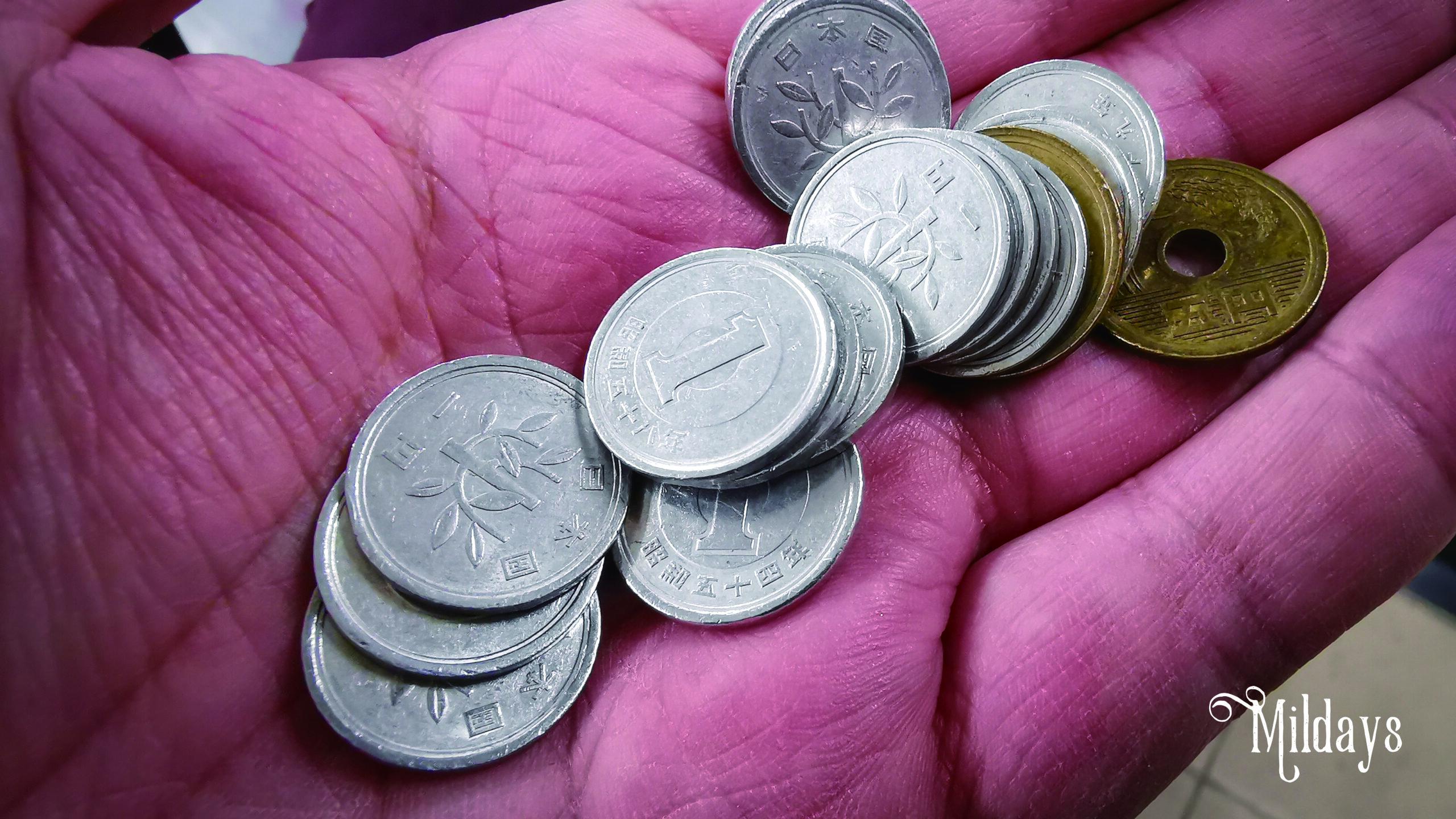5円玉と50円玉に穴がある理由!穴なし硬貨って?!素材・材質など