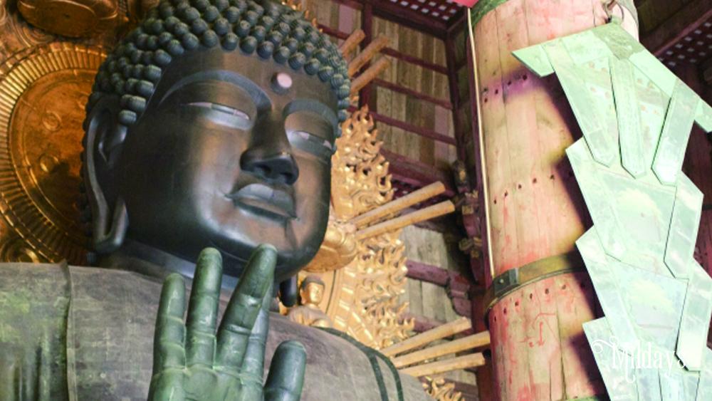 東大寺の大仏さま!大きさ・高さ・名前・歴史や作り方などの大仏雑学