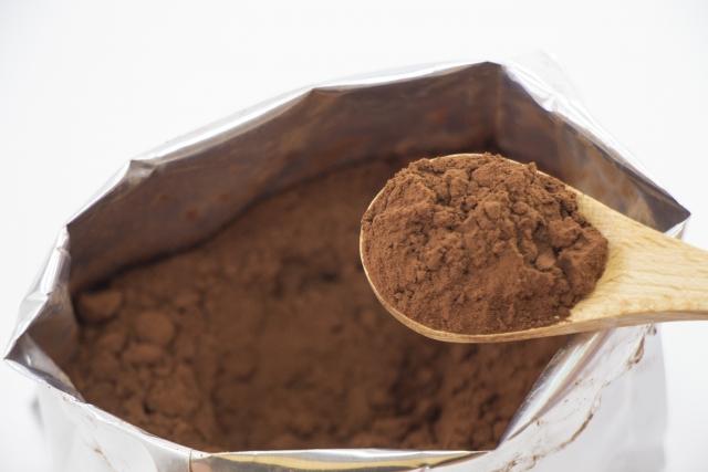 ココアの粉