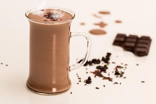 ホットココア&チョコレート