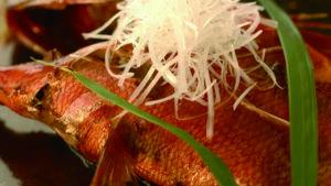 静岡県伊豆下田産 超特大ふっくら金目鯛の煮付けセット